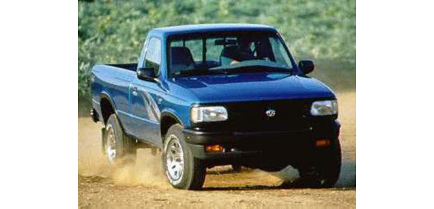 1996 Mazda B2300