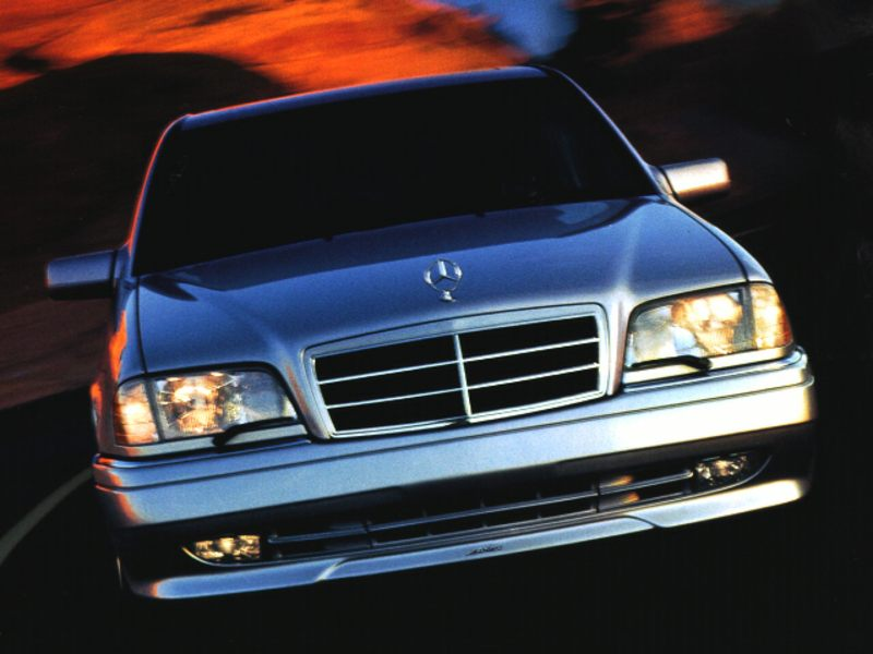1996 mercedes benz c class reviews specs and prices for 1996 mercedes benz c class