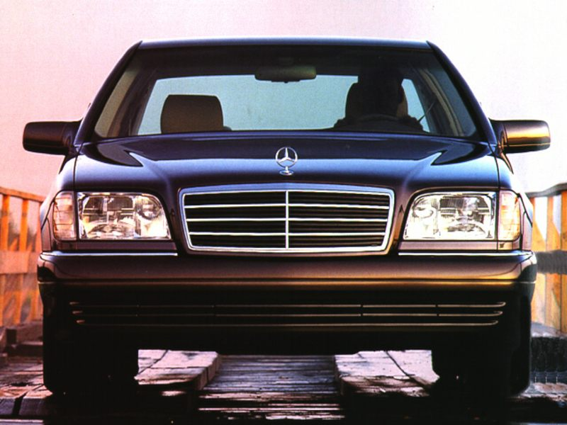 1996 mercedes benz s class specs pictures trims colors for 1996 mercedes benz s500