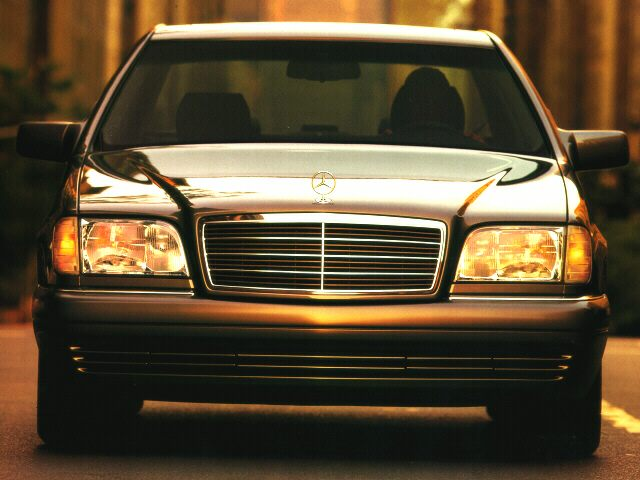1997 Mercedes-Benz S-Class S320 Sedan for sale in Lake Charles for $0 with 121,126 miles