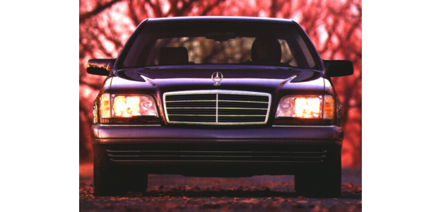 1996 Mercedes-Benz Maybach S600