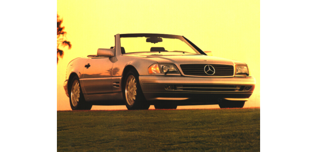1996 Mercedes-Benz SL-Class