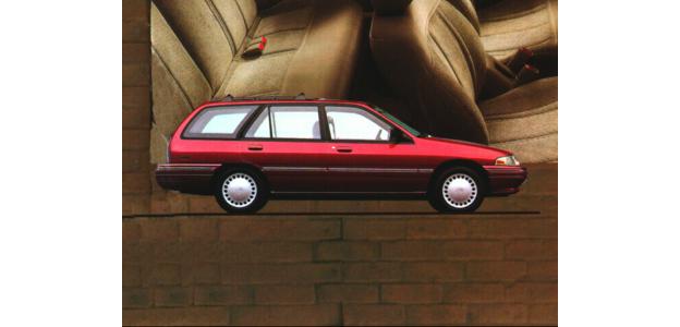 1996 Mercury Tracer