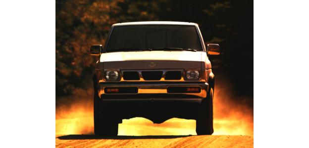 1996 Nissan 4x4 Truck