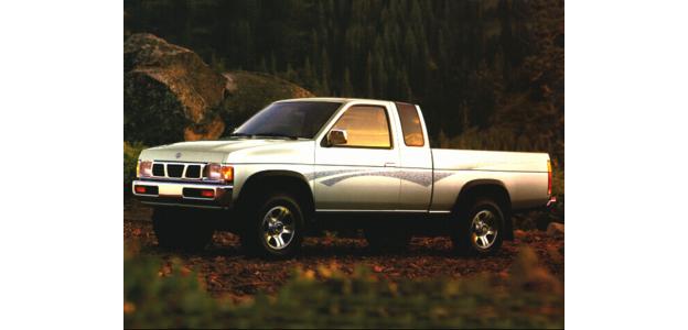 1993.5 Nissan 4x4 Truck