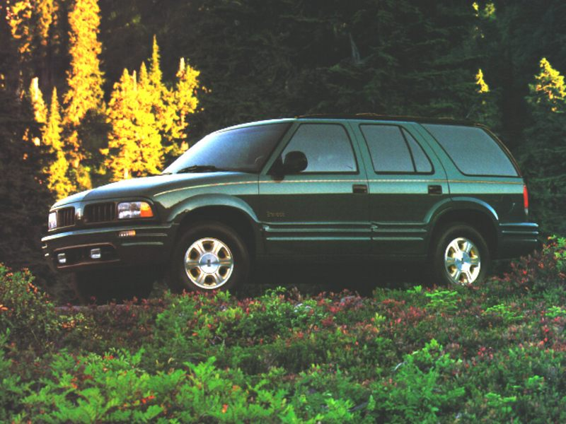 1996 oldsmobile bravada reviews specs and prices. Black Bedroom Furniture Sets. Home Design Ideas