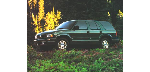 1996 Oldsmobile Bravada