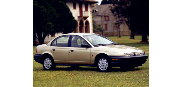 1997 Saturn Saturn