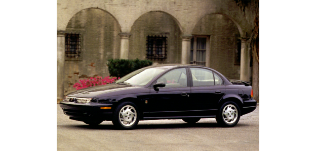 1996 Saturn SL2