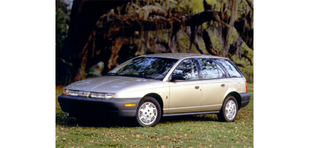 1996 Saturn SW1