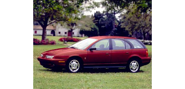 1996 Saturn SW2