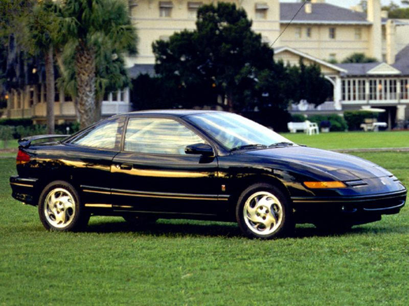 1997 Saturn Sc Specs Pictures Trims Colors Cars Com