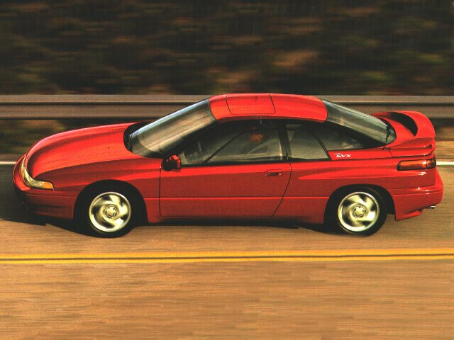 Car Repair Estimate >> 1996 Subaru SVX Reviews, Specs and Prices | Cars.com
