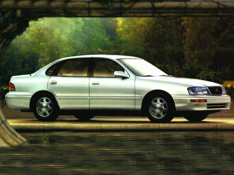 1997 toyota avalon specs pictures trims colors. Black Bedroom Furniture Sets. Home Design Ideas