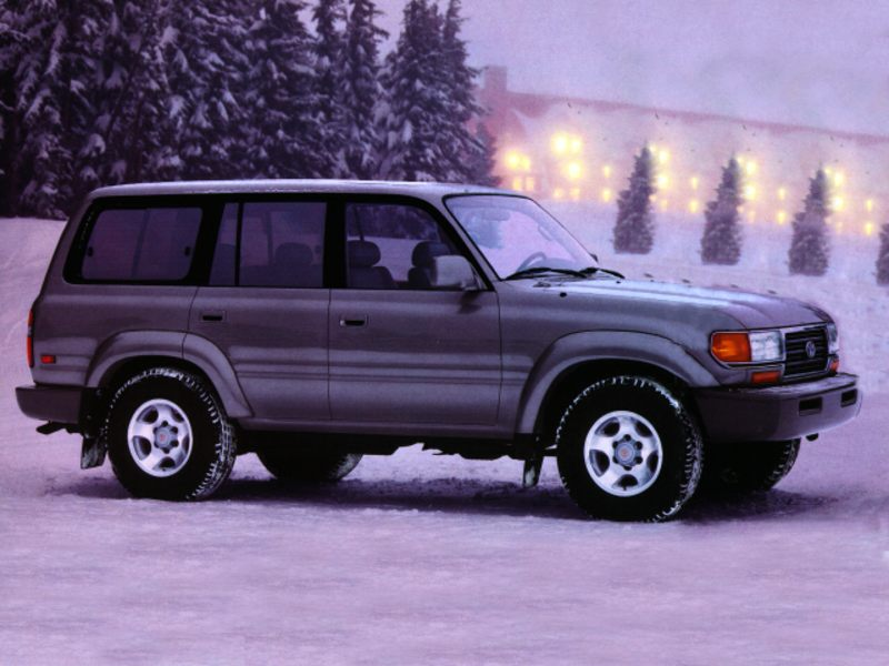 1996 toyota land cruiser specs pictures trims colors. Black Bedroom Furniture Sets. Home Design Ideas