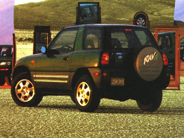1996 Toyota RAV4 SUV for sale in Cedar Rapids for $1,695 with 245,000 miles