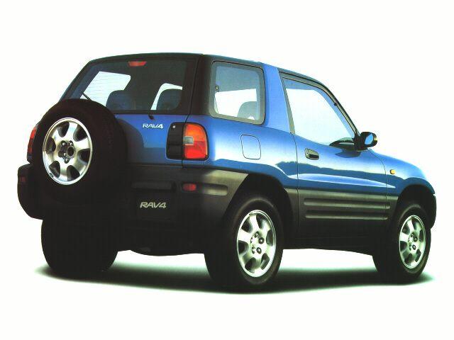 Toyota Rav4 For Sale >> 1996 Toyota RAV4 Specs, Pictures, Trims, Colors || Cars.com