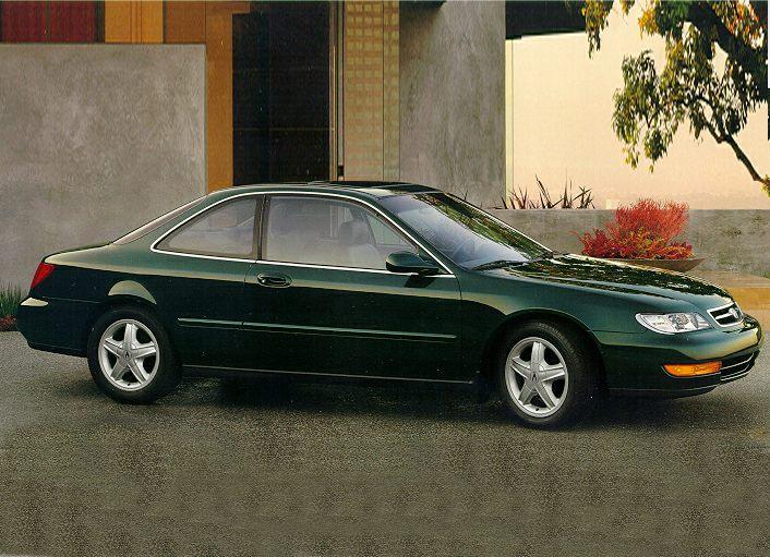 1997 acura cl specs pictures trims colors cars com