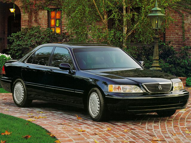 1998 Acura RL 3.5 Sedan for sale in Seattle for $4,000 with 191,366 miles.