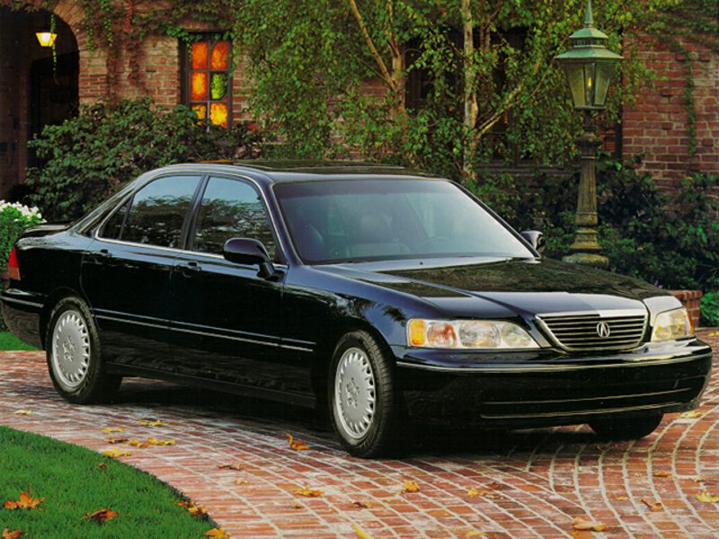 1997 acura rl reviews specs and prices. Black Bedroom Furniture Sets. Home Design Ideas