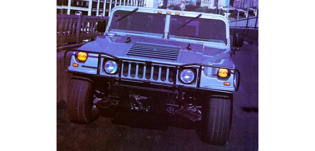 1995 AM General Hummer