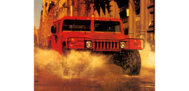 1997 AM General Hummer