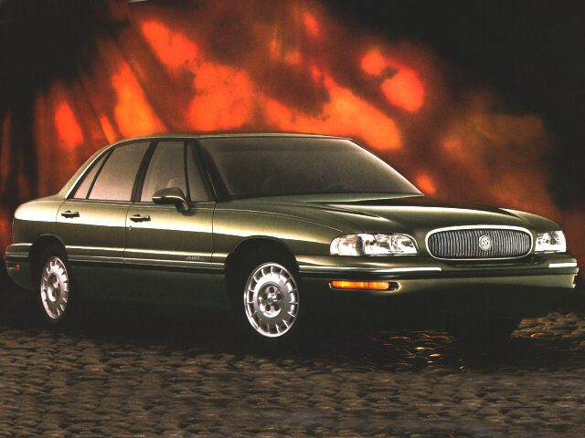 1997 Buick LeSabre Custom Sedan for sale in La Porte for $5,000 with 55,864 miles.