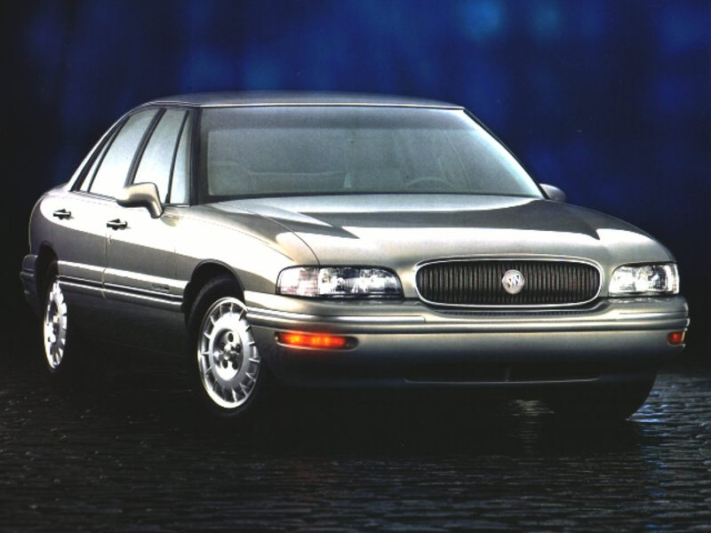1997 buick lesabre reviews specs and prices. Black Bedroom Furniture Sets. Home Design Ideas