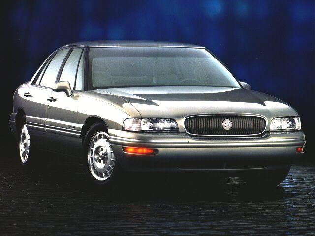 Img U Bugea on 1999 Buick Lesabre Custom