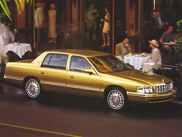 1997 Cadillac DeVille Sedan for sale in Port Charlotte for $0 with 146,483 miles