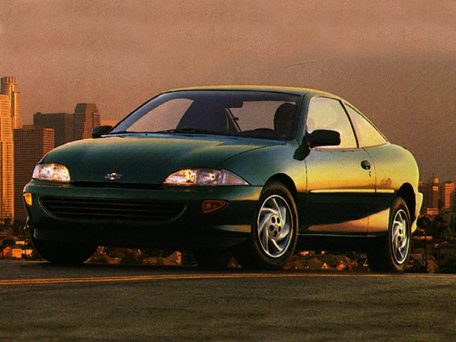 1997 Chevrolet Cavalier Coupe for sale in Denison for $3,995 with 132,964 miles