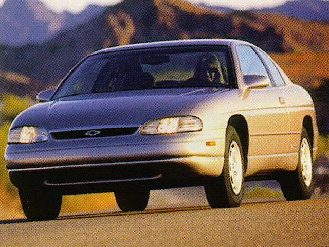 1998 Chevrolet Monte Carlo LS Coupe for sale in Celina for $0 with 161,896 miles