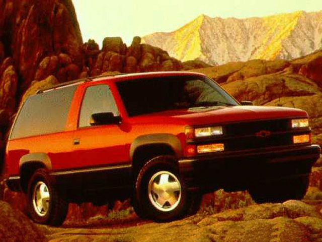 1997 Chevrolet Tahoe SUV for sale in Jasper for $6,500 with 250,026 miles.