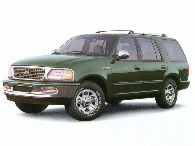 1998 Ford Expedition Reviews Specs And Prices Cars Com