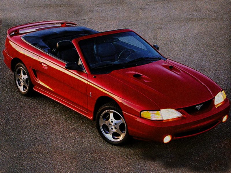 1997 ford mustang reviews specs and prices. Black Bedroom Furniture Sets. Home Design Ideas