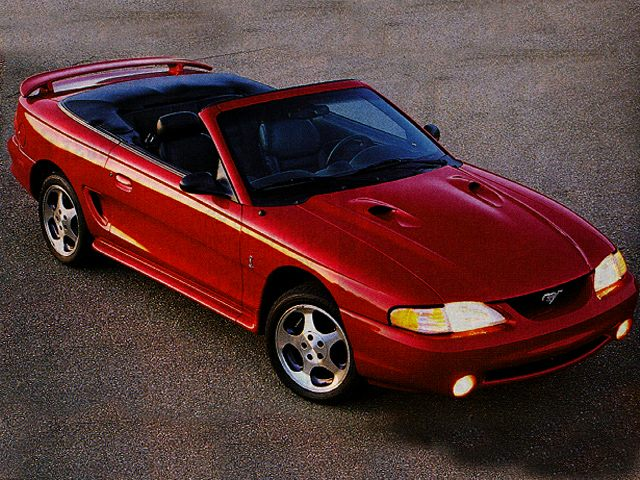 1997 Ford Mustang Reviews Specs And Prices Cars Com