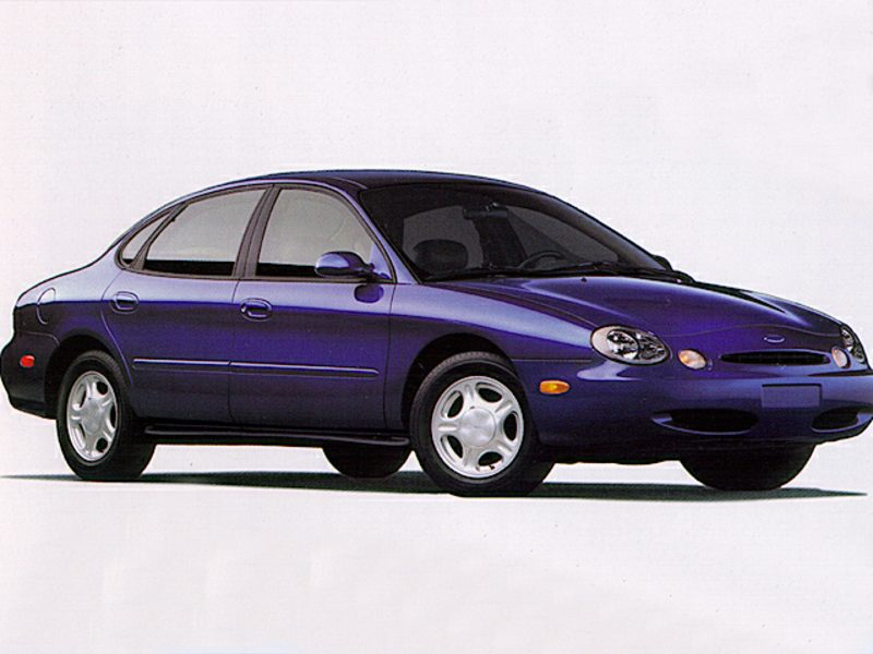 1997 ford taurus reviews specs and prices. Black Bedroom Furniture Sets. Home Design Ideas