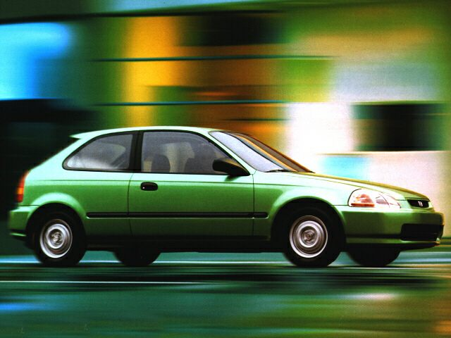 1997 Honda Civic Reviews Specs And Prices Cars Com