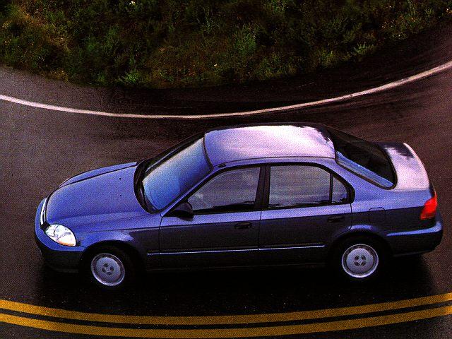1997 Honda Civic LX Sedan for sale in Cincinnati for $3,688 with 169,343 miles