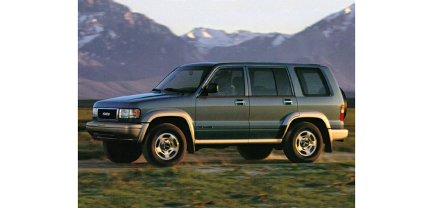1997 Isuzu Trooper