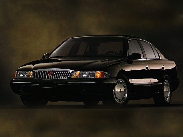 1997 Lincoln Continental Sedan for sale in Bend for $5,998 with 141,771 miles.