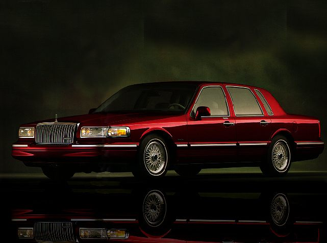 1997 Lincoln Town Car Reviews Specs And Prices Cars Com