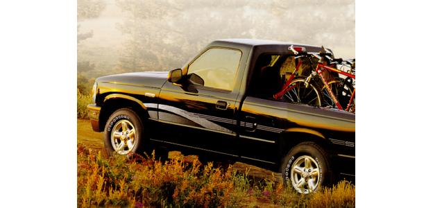 1997 Mazda B2300