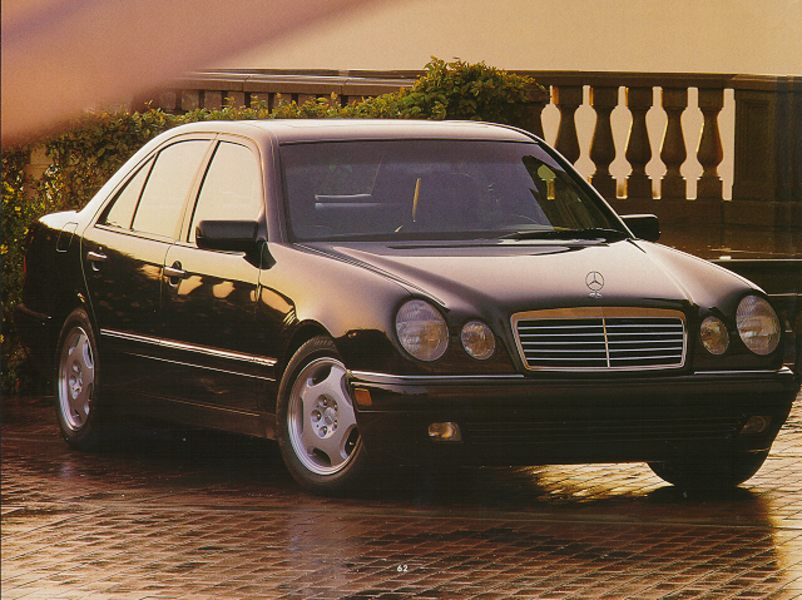 1997 mercedes benz e class specs pictures trims colors for 1997 mercedes benz e320