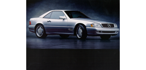 1997 Mercedes-Benz SL450