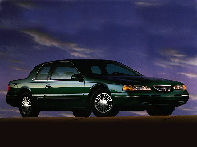 1997 Mercury Cougar XR7 Coupe for sale in Anniston for $2,998 with 93,263 miles