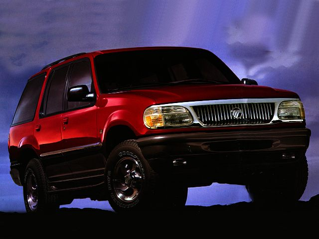 1997 Mercury Mountaineer SUV for sale in Willard for $0 with 133,228 miles