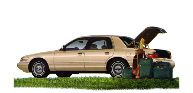 1998.5 Mercury Grand Marquis