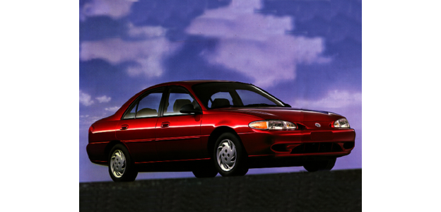 1997 Mercury Tracer