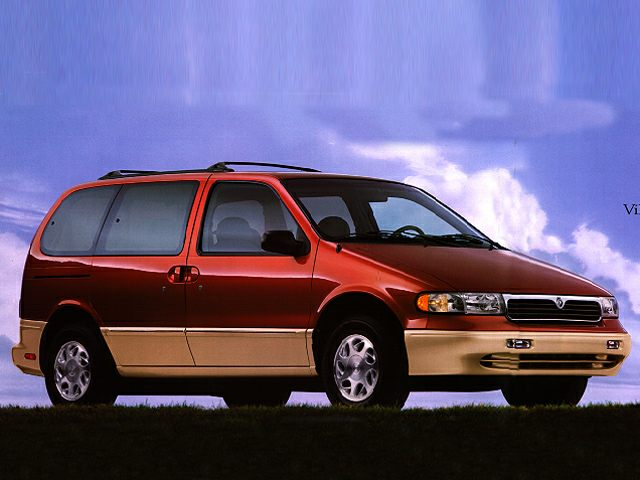 1997 Mercury Villager GS Minivan for sale in Sumter for $4,970 with 215,010 miles.